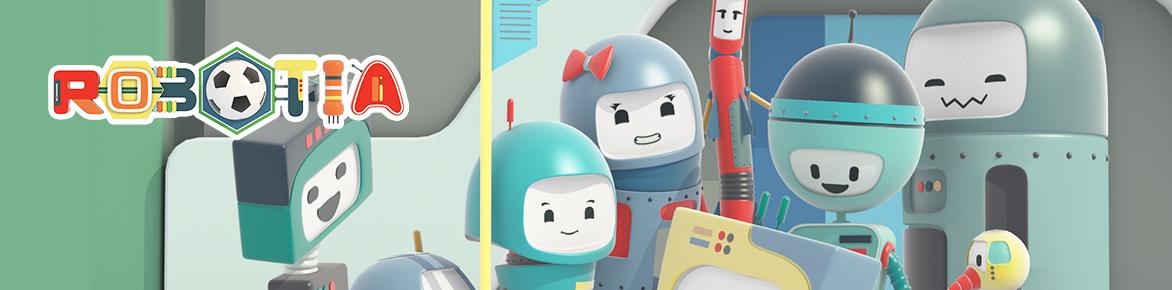 Banner Robotia